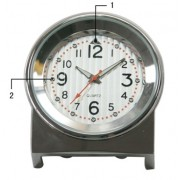 Елегантен часовник за бюро със скрита камера
