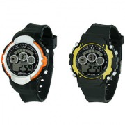 Grandson Stylist combo of 2 digital watches