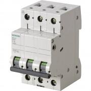 Instalacijski prekidač 3-polni 1 A 400 V Siemens 5SL4301-7