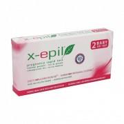 X-epil terhességi gyorsteszt (2 db)
