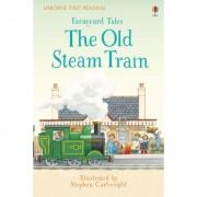 Old Steam Train, carte Usborne limba engleza