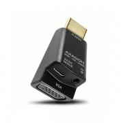AXAGON RVH-VGAM HDMI-VGA adapter,AUDIO izlaz,power ulaz RVH-VGAM