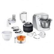 Robot multifonctions Kitchen Machine MUM5 1000 W blanc MUM58243 Bosch