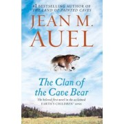 The Clan of the Cave Bear: Earth's Children, Book One, Paperback