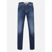 Jacob cohen Regular-fit J620 jeans in stretch-katoen Donkerblauw - Donkerblauw - Size: 36