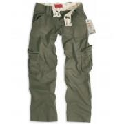 Damskie spodnie bojówki Ladies Trousers oliv vintage Surplus