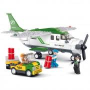 Sluban Transport Vliegtuig