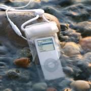 Husa de protectie pentru player audio - 100% impermeabila