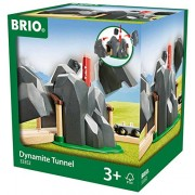 Brio Dynamite Train Tunnel Set
