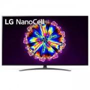 Телевизор, LG 65NANO913NA, 65 инча, 4K IPS HDR Smart Nano Cell TV, 3840x2160, 200Hz, Voice Controll, Bluetooth 5.0, Miracast, Черен, 65NANO913NA