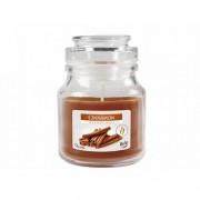 Lumânare aromată borcan Scorțișoară, 120 g,