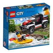 LEGO City, Aventura cu caiacul 60240