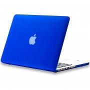 Carcasa Case Protector Funda Para Macbook -Azul Fuerte