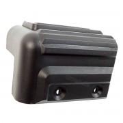 Adam Hall Hardware Adam Hall 4009 Boxenecke Kunststoffecke stapelbar, schwarz