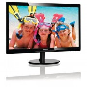 Philips 24in led 1920x1080 16:9 5ms 246v5lhab vga hdmi mm in