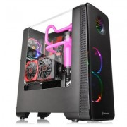 Кутия за настолен компютър thermaltake view 28 rgb ca-1h2-00m1wn-00, ca-1h2-00m1wn-00_vz