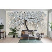 Fototapet decorativ Copac fantezie (Dimensiune ( L x H): 368 x 245 cm)