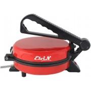 Elvin Papad Maker Phulka Electric Machine Chapati Roti/Khakhra Maker(Red)