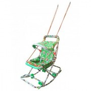 suraj baby green color 6 in 1 swing(jhula) for your kids se-sj-20