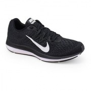Nike Zoom Winflo Men'S Black Sports Shoes