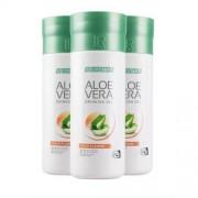LR LIFEAKT Aloe Vera Őszibarack Ivógél 1000ml 3-as csomag