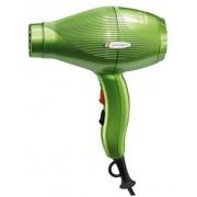 Gammapiu Secador de pelo profesional E-T.C. Light Verde