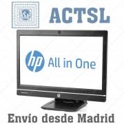 """HP 6300 i3 3230 3ªGRN 8GB / 500GB / 21"""" FHD / WEBCAM / Windows 7"""