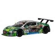 Scalextric C3717 Audi R8 Gt3 Crocodile Phoenix Racing 12hr Bathurst Slot Car (1:32 Scale)