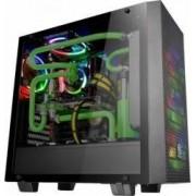 Carcasa Thermaltake Core G21 Tempered Glass Edition Fara sursa Neagra