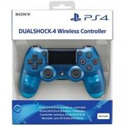 Джойстик Sony Playstation 4 Dualshock 4 Прозрачен Син
