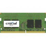 Laptop-werkgeheugen kit Crucial CT16G4SFD824A CT16G4SFD824A 16 GB 1 x 16 GB DDR4-RAM 2400 MHz CL 17-17-17