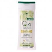 Lapte demachiant revitalizant Q10 si ceai verde Cosmetic Plant (Concentratie: Demachiant, Gramaj: 200 ml)