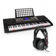 SCHUBERT Etude 450, USB йоника за обучаване със слушалки 61 клавиша USB MIDI плеър LCD (PL-30883-28788)
