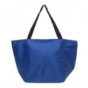 2093 kék bevásárló táska