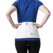 Patterson Support dorsal élastique – Dual Pull