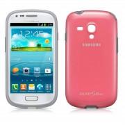 Samsung Custodia per Galaxy S3 Mini I8190 I8200 Back Cover Posteriore Rosa Originale