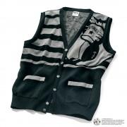 ポパイ(TM)・ジャカード編みのセーターベスト トップス 【ライトアップショッピングクラブ】