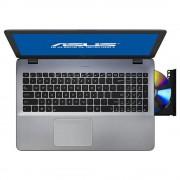 Laptop Asus VivoBook X542UF-DM005, 15.6 FHD (1920X1080) Ultra slim, Antiglare (mat), Intel Core I7-8550U (8M Cache, 1.8GHz up to 4.0GHz), video