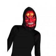 Rubie'S Disfarce AdultoMáscara Devil com Capuz