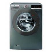 Hoover H3W58TGGE 8Kg 1500 Spin Washing Machine Graphite