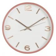 Maisons du monde Reloj blanco y rosa
