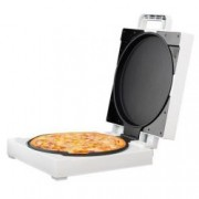 Aparat pizza Royalty Line, PZB1200.149.1, 30cm, Alb, 1200W