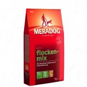 Meradog Flockenmix copos para perros - 2 x 7,5 kg - Pack Ahorro