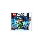 Jogo LEGO Star Wars III: The Clone Wars - 3DS