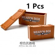 Generic Guns Weapon Pack Military Swat Team Building Blocks City Police Soldiers Figure WW2 LegoINGlys Military Army Builder Series Toys BOX1