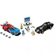 Lego Speed Champions 75881 2016 Ford GT & 1966 Ford GT40 z roku 1966 - BEZPŁATNY ODBIÓR: WROCŁAW!
