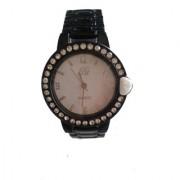 Vr series black stylish women's watch (latest desiener collection)