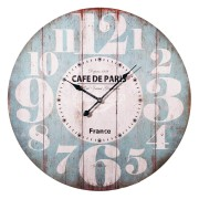 Ceas de perete Cafe de Paris