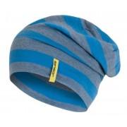 capace Sensor merinos lână albastru dungi 16200197