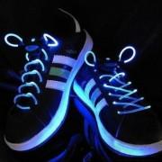LED šnúrky do topánok